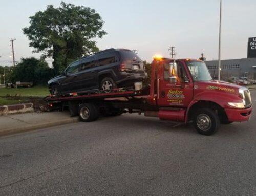 Tire Changes in Bellwood Virginia