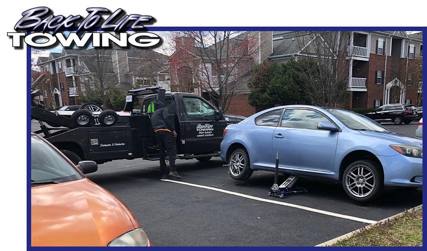 Roadside Assistance in Richmond
