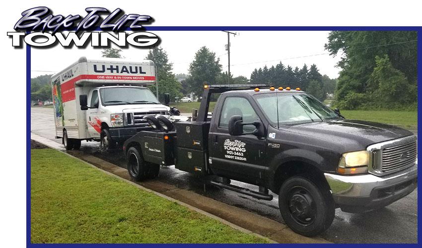 Towing in Richmond Virginia