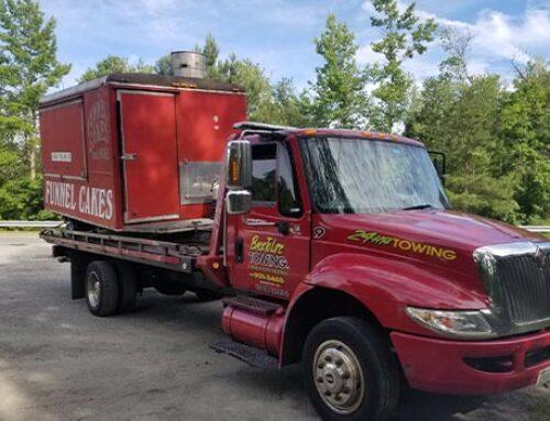 Towing in Richmond VA